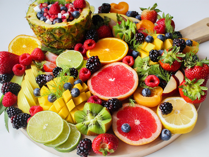 fruit plate health