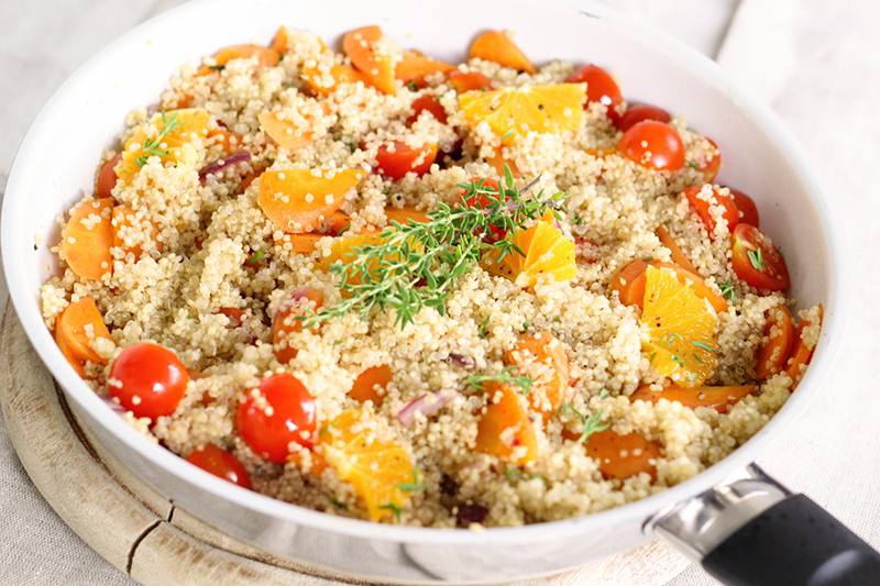 quinoa salad health